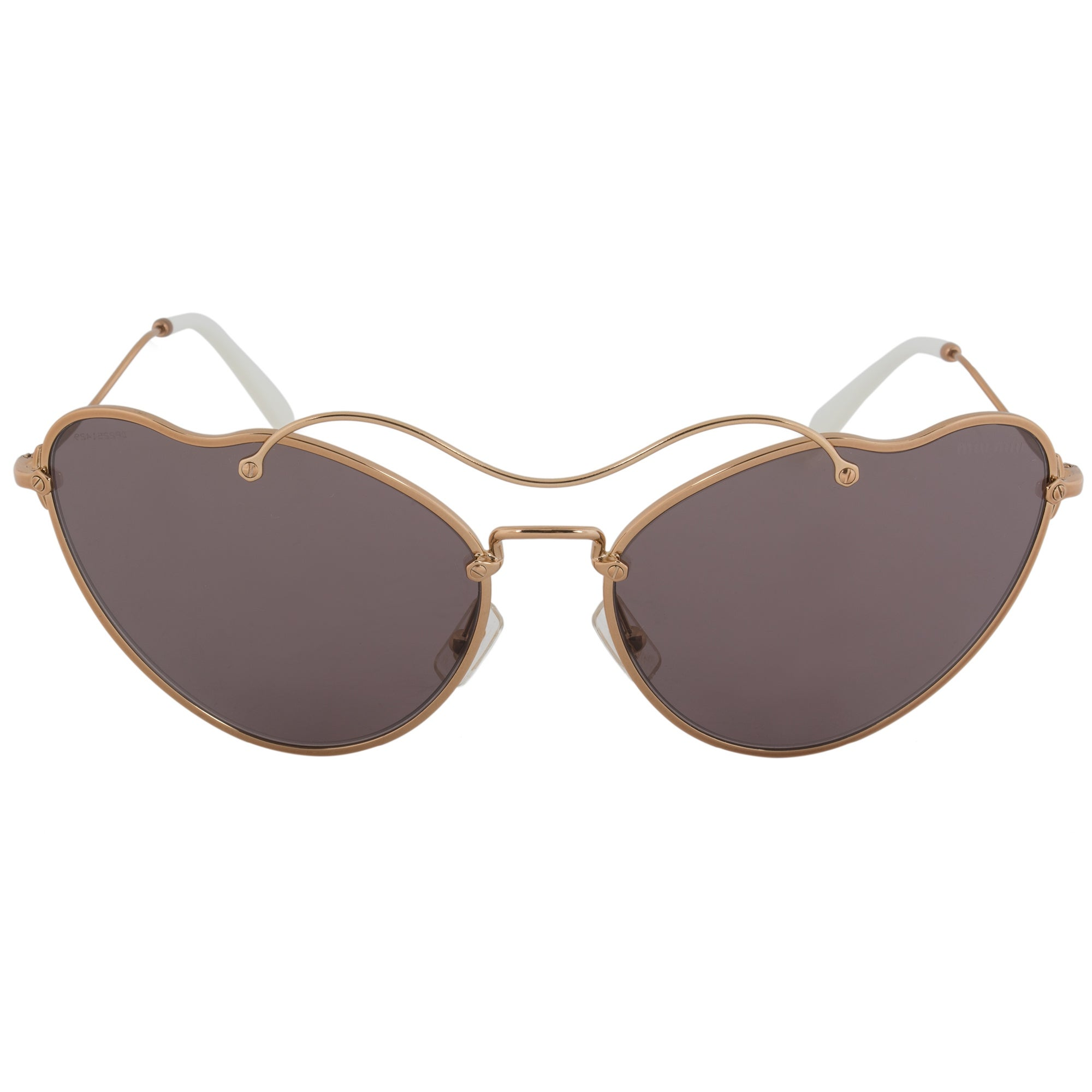 8407206d5e1 Shop Miu Miu Scenique Butterfly Sunglasses SMU55RS 7OE6X1 65 - Free  Shipping Today - Overstock - 19622650
