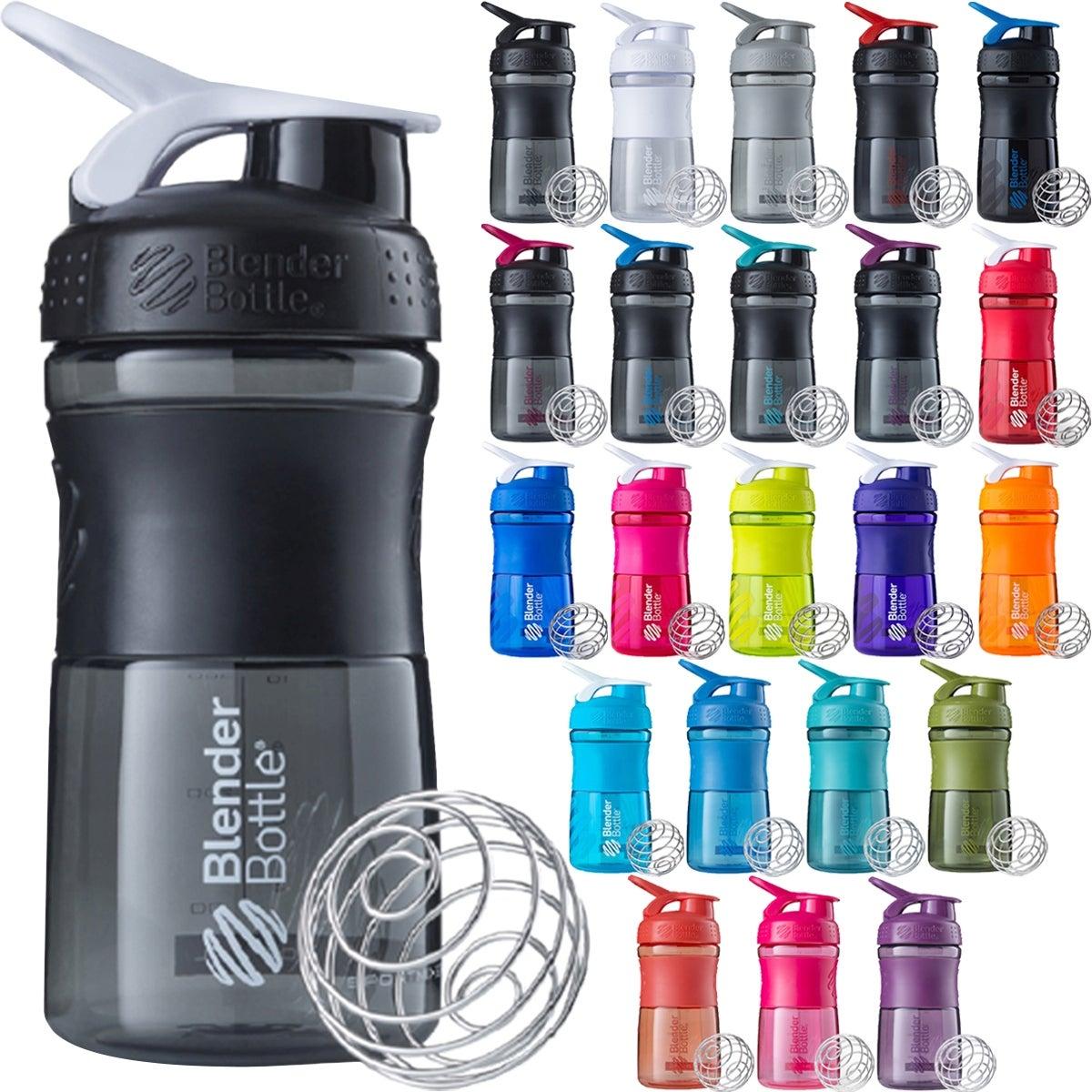 Shop Blender Bottle Sportmixer 20 Oz Tritan Grip Shaker Free Shake And Take 3 2 Shipping On Orders Over 45 16119257