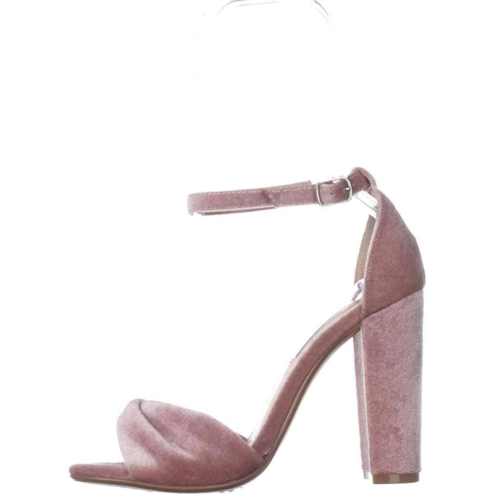 c56143ae198 Shop Steve Madden Womens Clever Open Toe Special Occasion Ankle Strap  Sandals - Free Shipping Today - Overstock - 21155171