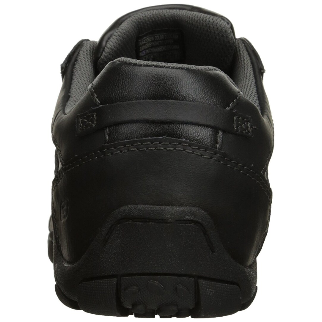 45ac4bd38ee46 Shop Skechers USA Men's Diameter Murilo Oxford, Black Leather - Free  Shipping Today - Overstock - 18278271