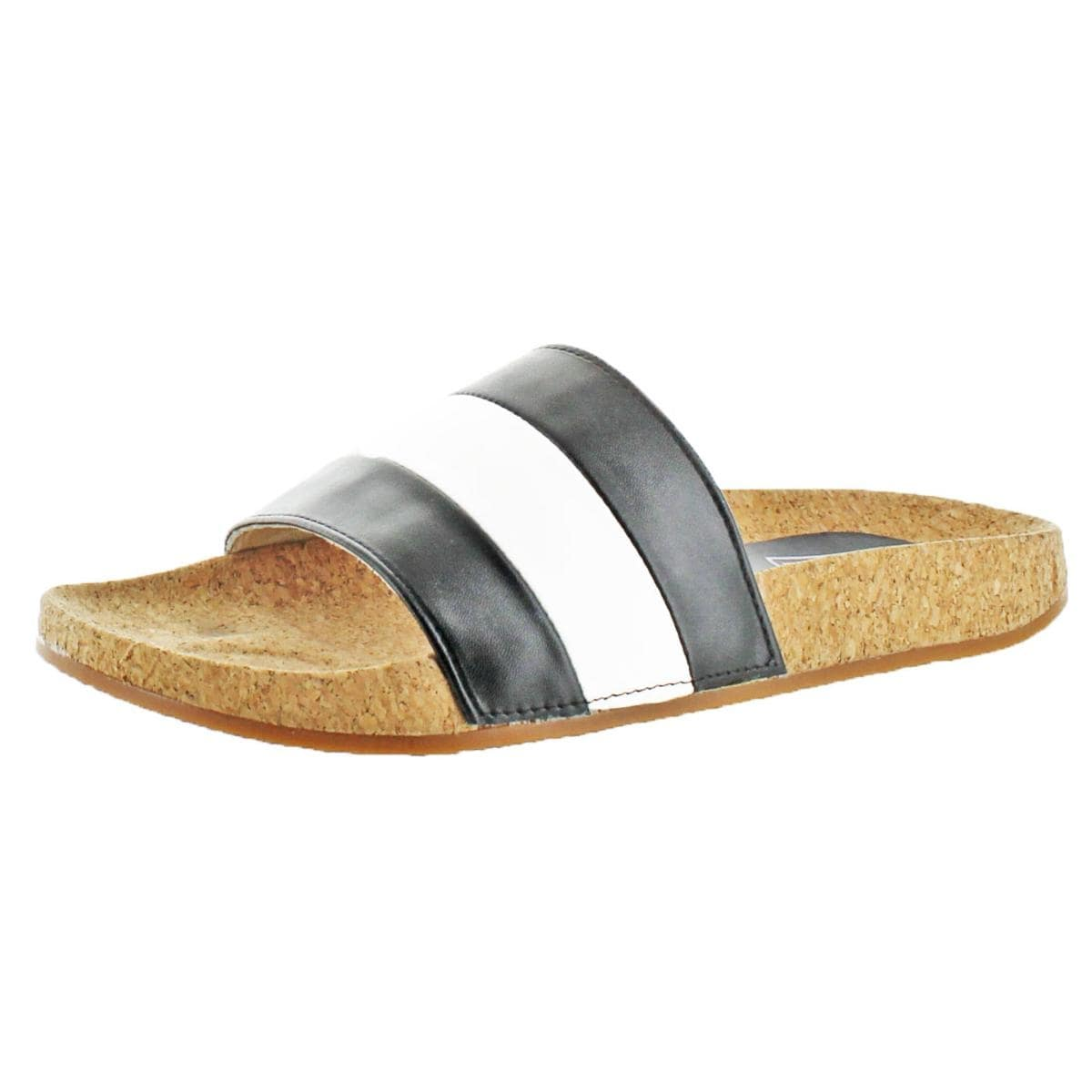 46c2ef18f Shop L4L by Lust for Life Womens Affect Slide Sandals Cork Casual - Free  Shipping On Orders Over  45 - Overstock - 21127333