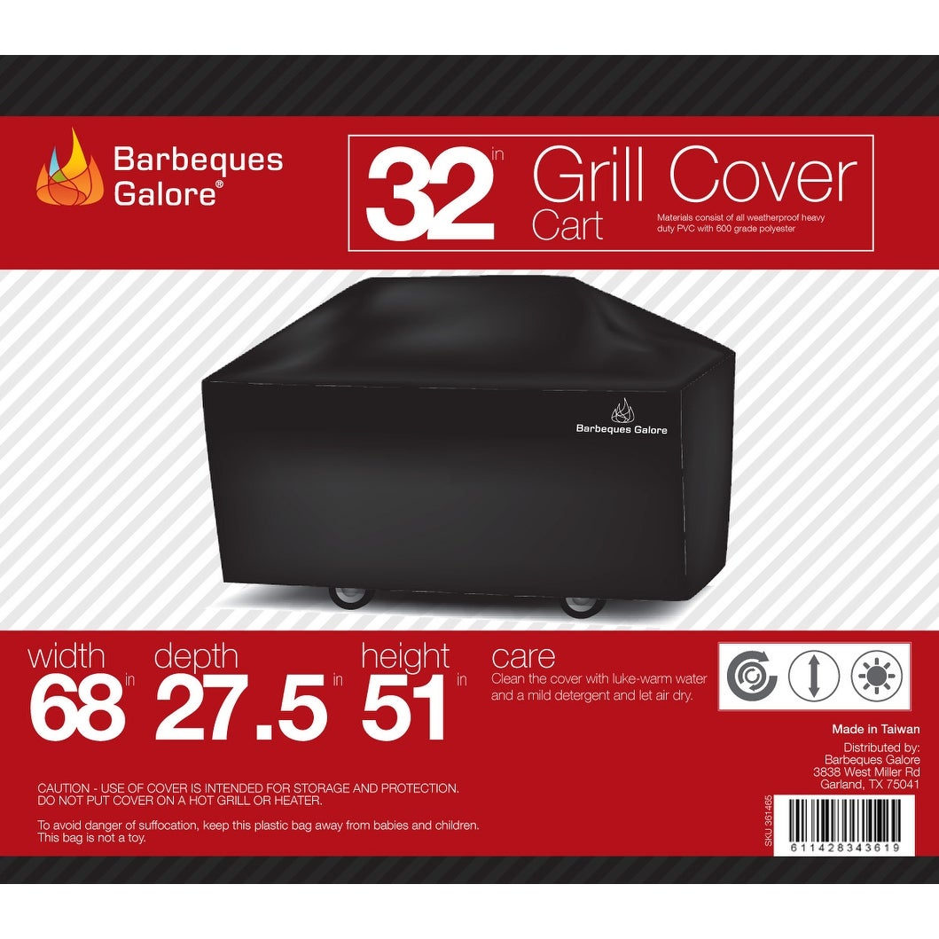 Shop Barbeques Galore 32\