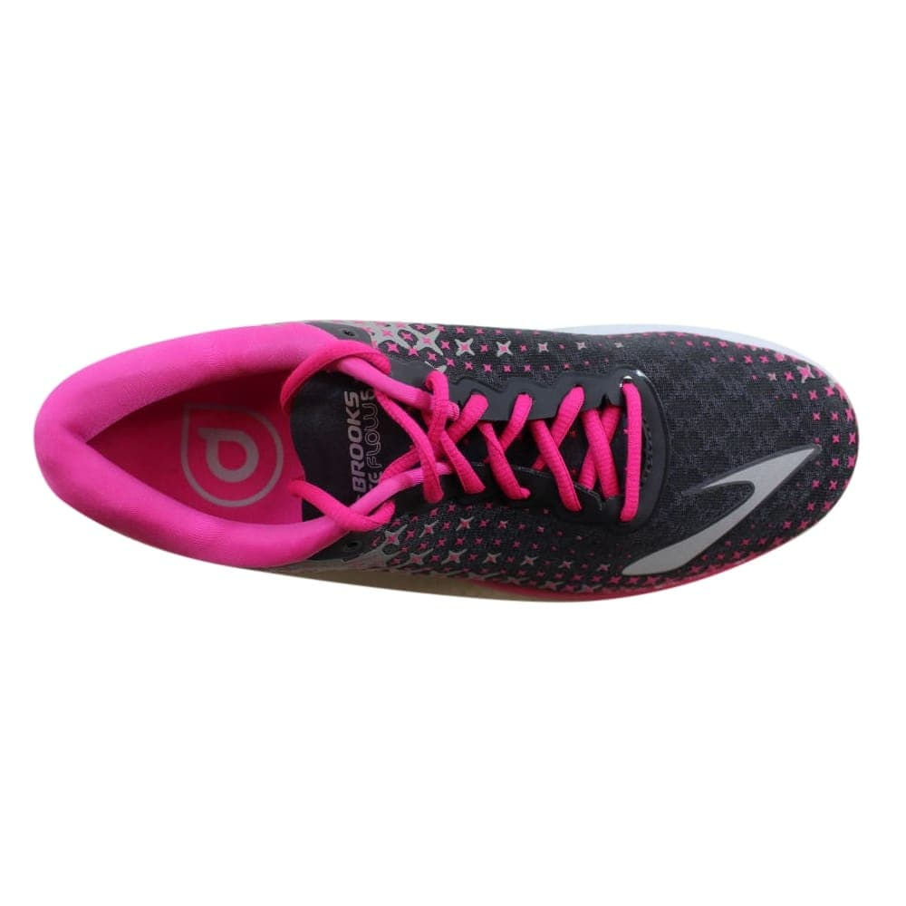 22d1feea86866 Shop Brooks Pureflow 5 Anthracite Pink Glow-Alloy 120207 1B 688 Women s -  Free Shipping Today - Overstock - 27339110