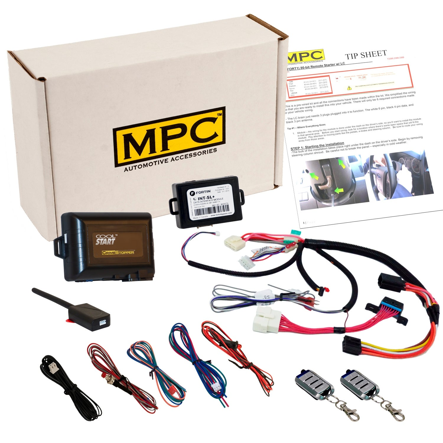 2006 Chevy Silverado Remote Start Install All About Chevrolet Crimestopper Wiring Diagram Source Shop Complete 2 4 Button Keyless Entry Kit For 2003