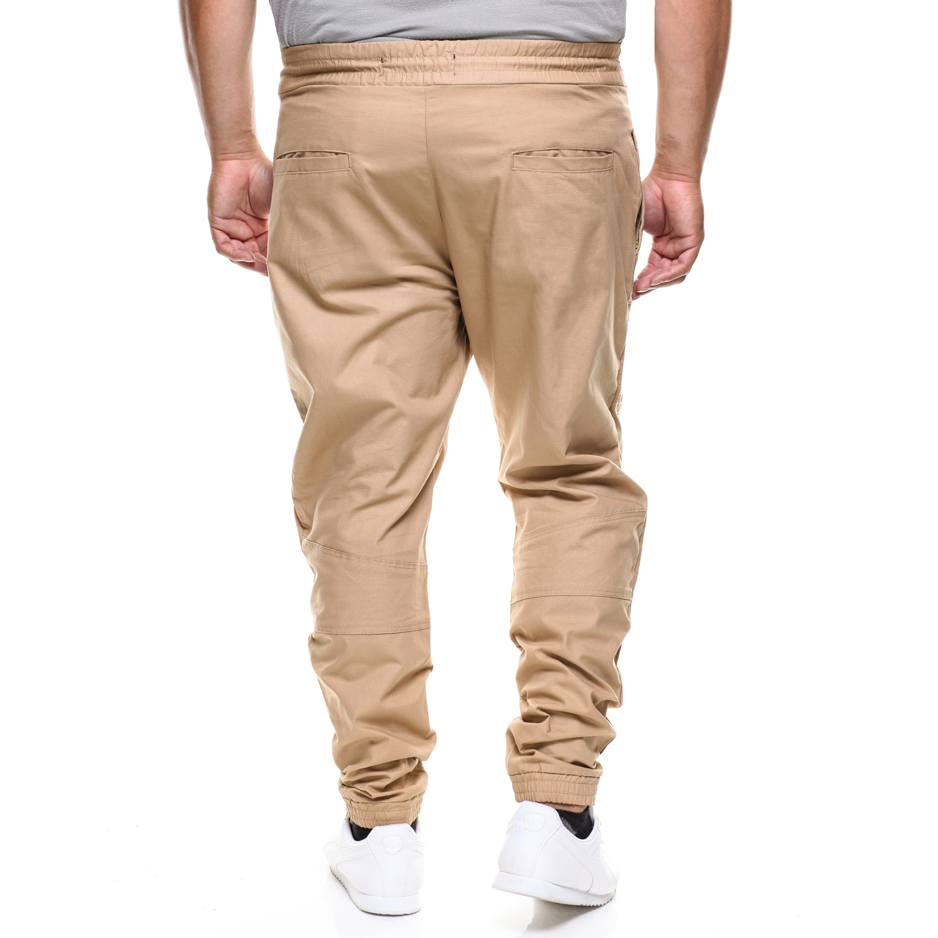 3af6f766e69d30 Shop Fly Society Big Men's Stretch Twill Ripstop Jogger Pant - Free ...