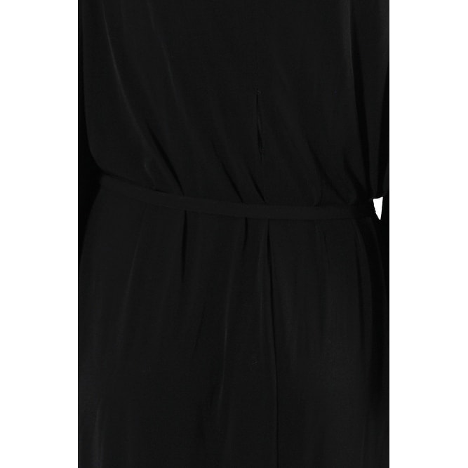 559b586864f Shop Calvin Klein Plus Size Black Cold-Shoulder Tie-Belt Shift Dress 16W -  Free Shipping On Orders Over  45 - Overstock - 24180570
