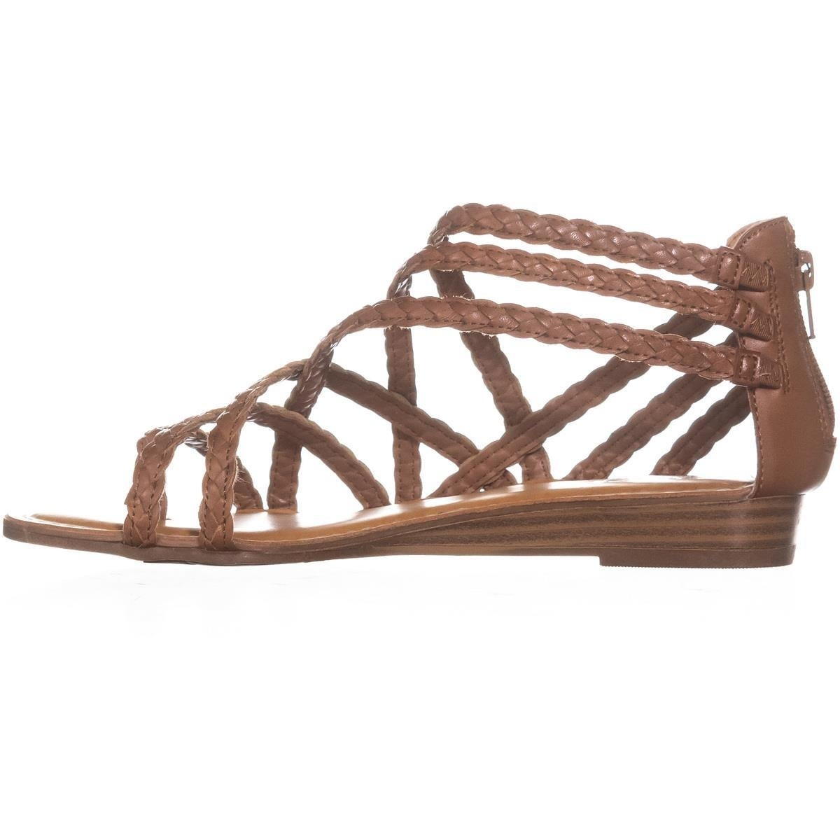 2ac0f6a7d9c11 Shop Carlos By Carlos Santana Amara 2 Braided Strap Sandals