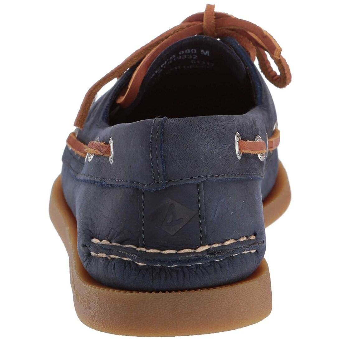 Authentic Original Richtown Boat Shoe