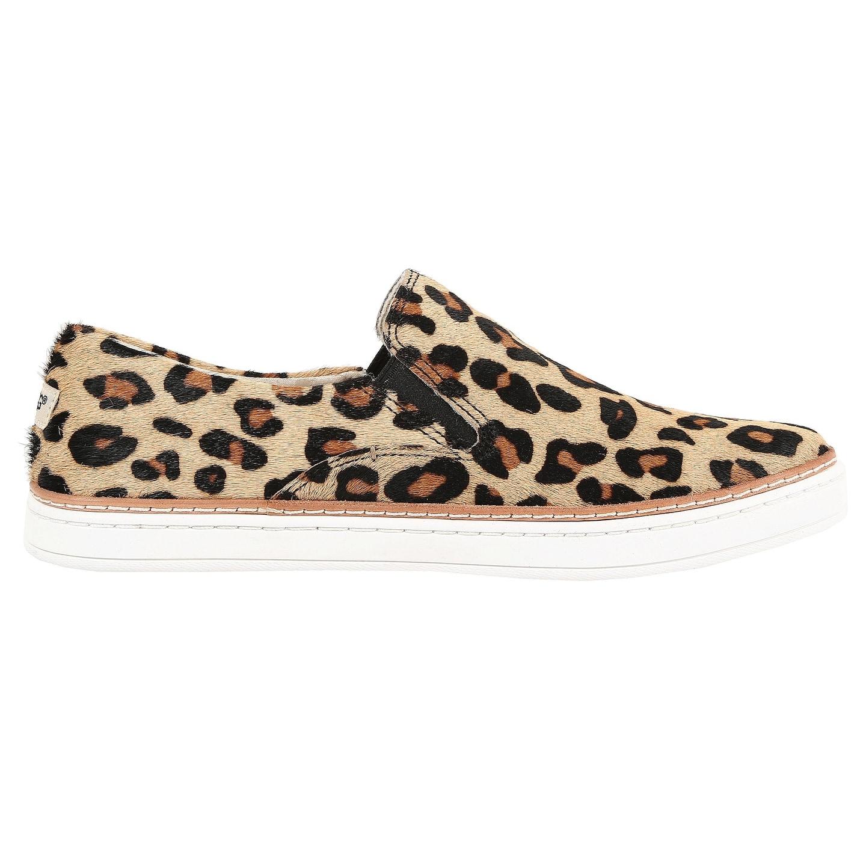 d5b9681ea96 Ugg Womens keile calf Calf Hair Closed Toe Loafers