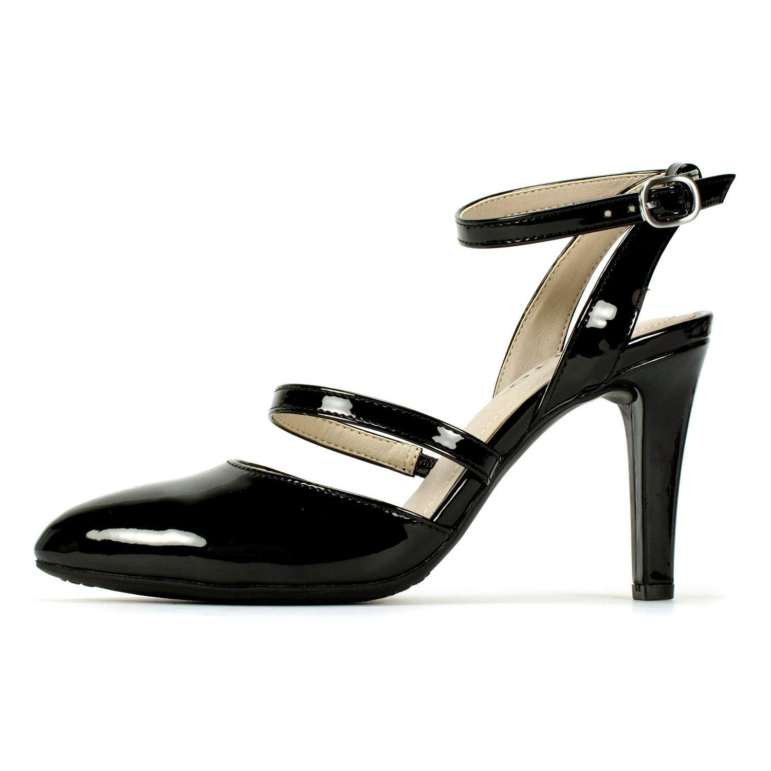 b373dd8d4d0d Shop Rialto Womens Calina Almond Toe Special Occasion Slingback Sandals -  Free Shipping On Orders Over  45 - Overstock.com - 25455068