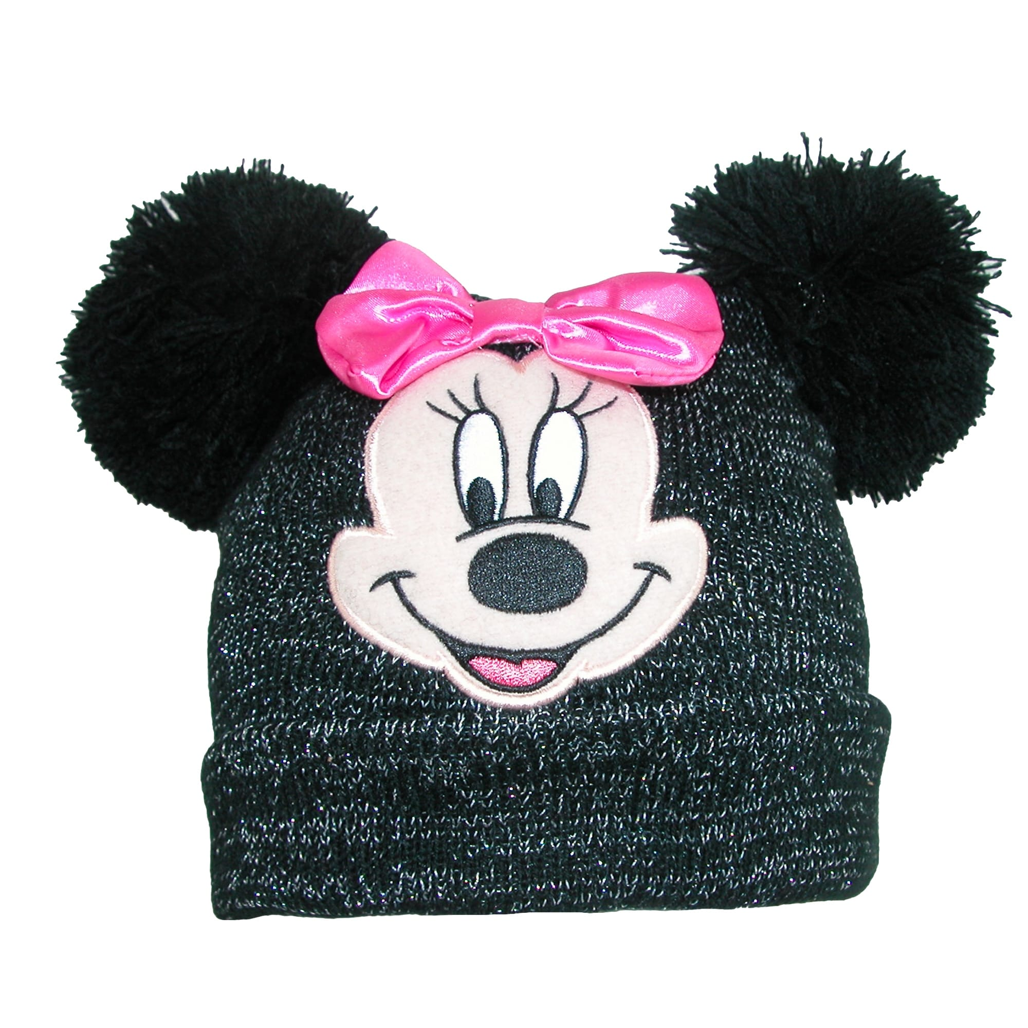 d2e369b6f09a5 Shop Disney Infant   Toddler s Minnie Mouse Hat and Mitten Winter Set -  Free Shipping On Orders Over  45 - Overstock - 17904751