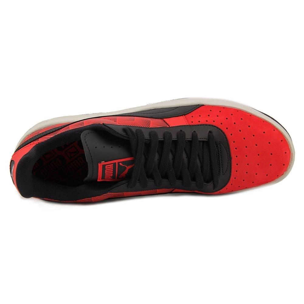 Shop Puma Kabo Runner Men Round Toe Leather Red Walking Shoe - Free  Shipping On Orders Over  45 - Overstock.com - 13574177 140b01d646