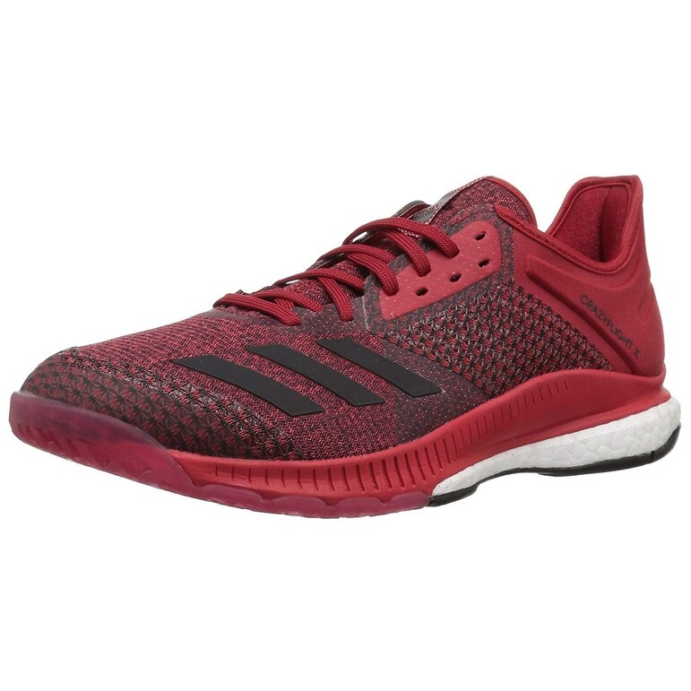 13ec2c9c5 Shop adidas Originals Women's Crazyflight X 2 Volleyball Shoe - 5.5 ...