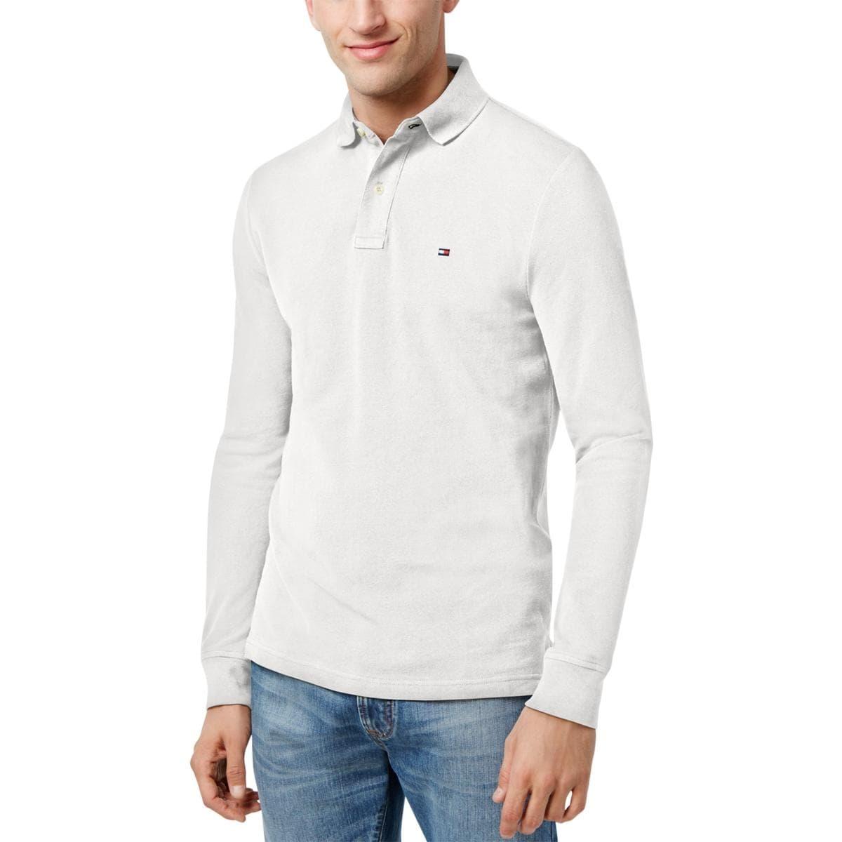 68534840389 Mens Long Sleeve Polo Shirts Near Me