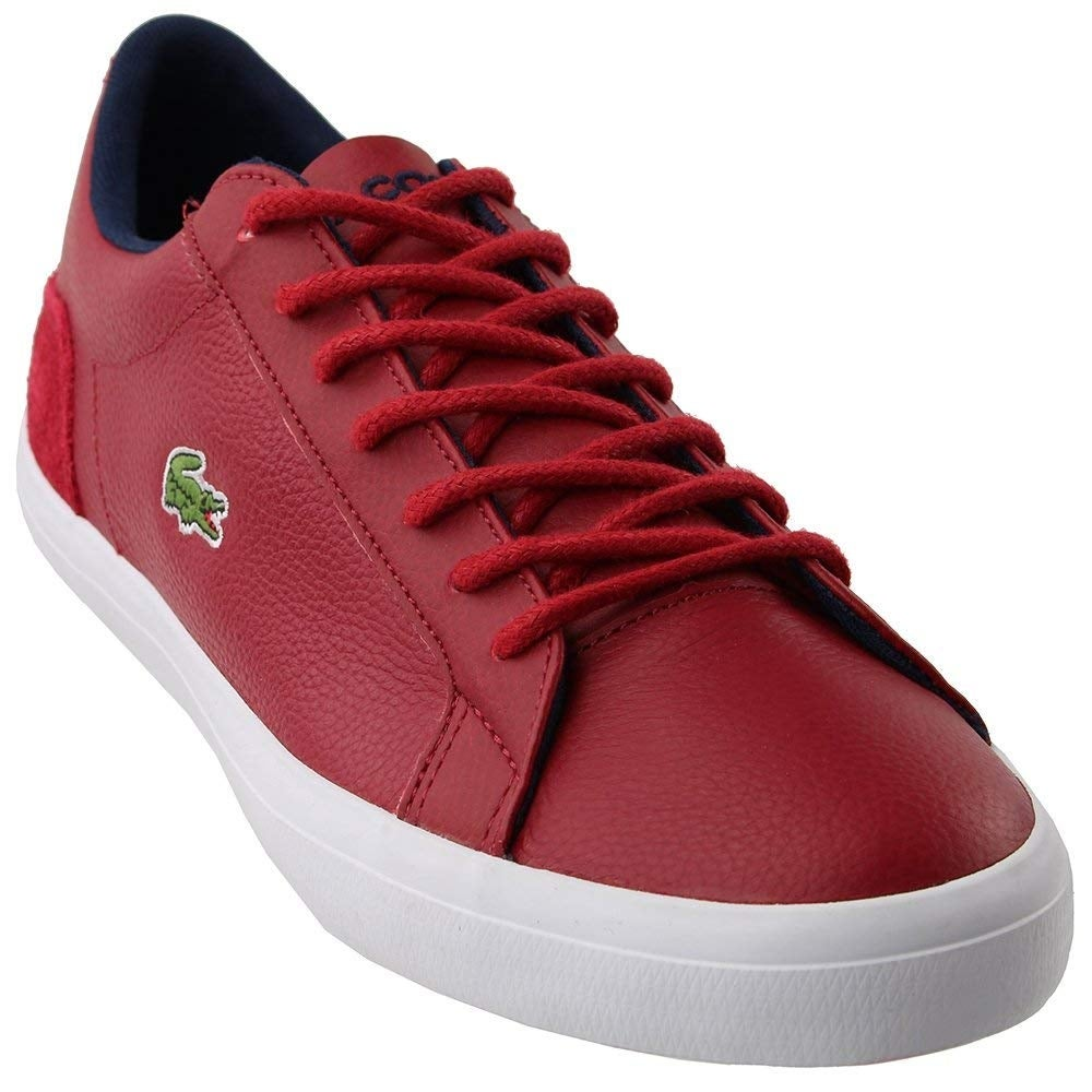 23752ef49 Shop Lacoste Men s Lerond Sneaker - Free Shipping Today - Overstock ...