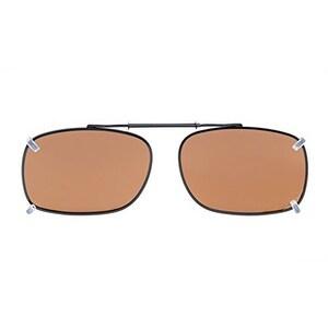 7d8cfb03959 Eyekepper Grey Brown G15 Lens 3-pack Clip-on Polarized Sunglasses 2 1 8
