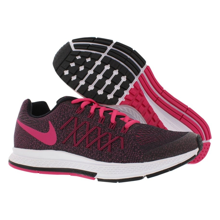 e53e86f764 Shop Nike Zoom Pegasus 32 Gradeschool Kid's Shoes - Free Shipping Today -  Overstock - 22163511