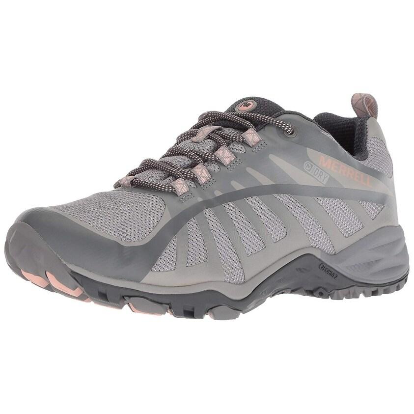 22c27e68 Merrell Women's Siren Edge Q2 Waterproof Sneaker