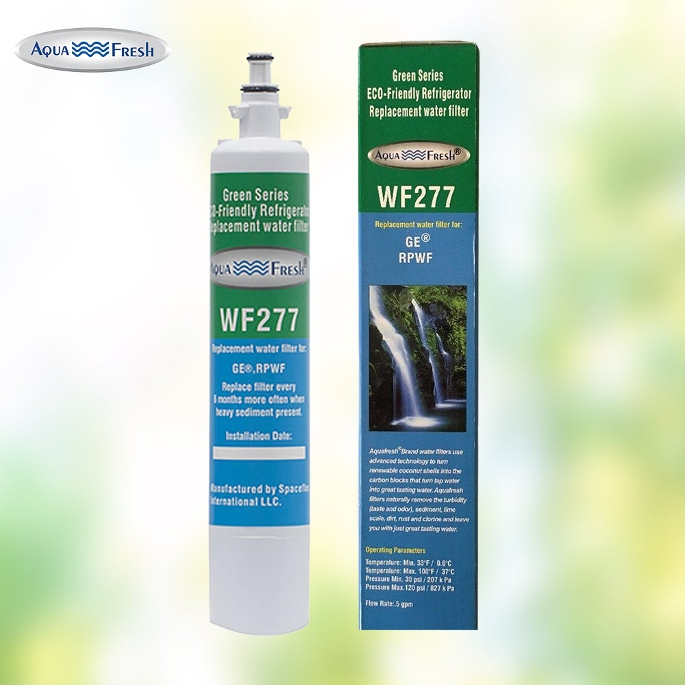 Fits GE Appliance GFE26GMHES Refrigerators Aqua Fresh Replacement Water Filter