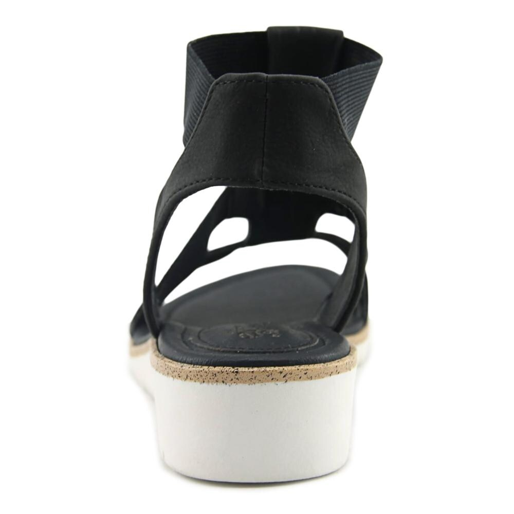252572a13ac Shop Eurosoft by Sofft Celeste Black Sandals - Free Shipping Today -  Overstock - 19843775