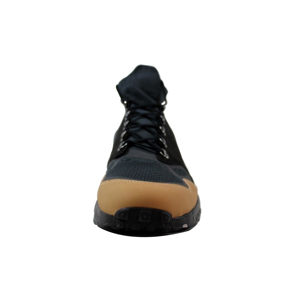 5f9433fdfcd Shop Nike Men s Air Zoom Talaria Mid Flyknit Premium Anthracite Black-Vachetta  Tan 875784-001 - Free Shipping Today - Overstock - 20129471