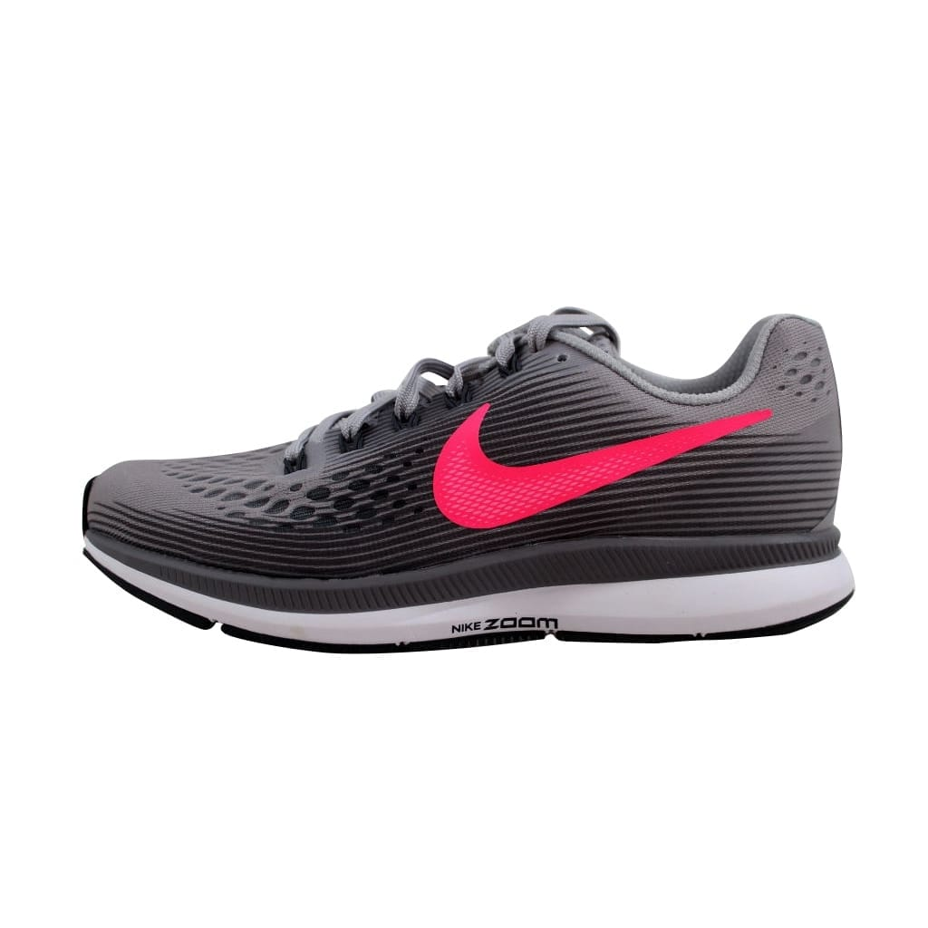 2315d615e169 Nike Women s Air Zoom Pegasus 34 Atmosphere Grey Racer Pink 880560-006