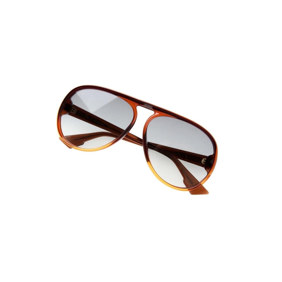 820e58ec4 Shop Dior Diorlia Unisex Plastic Sunglasses - Brown - One Size - Free  Shipping Today - Overstock - 26566525