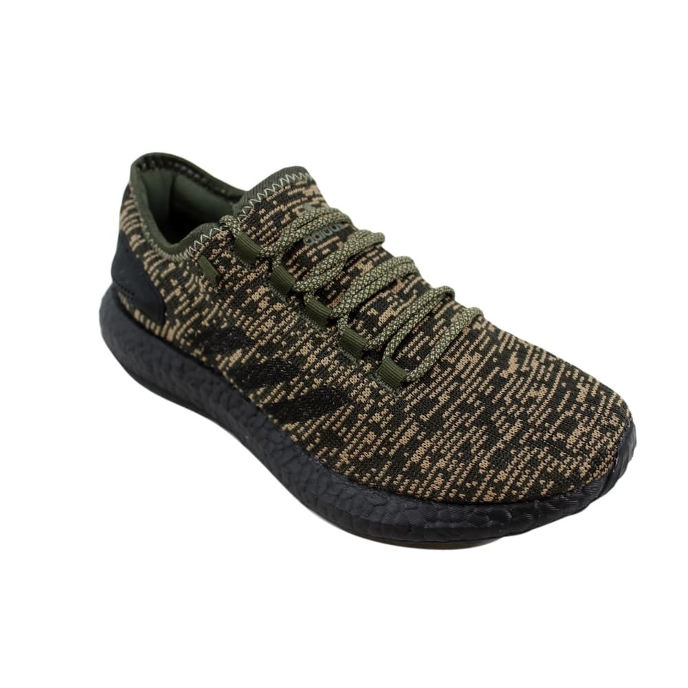 9a73af68c Shop Adidas PureBoost Night Cargo Black Men s CG2986 Size 7 Medium - On  Sale - Free Shipping Today - Overstock - 27339401