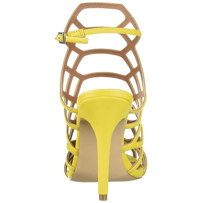 cb676773782 Madden Girl Women's Directt Dress Sandal,