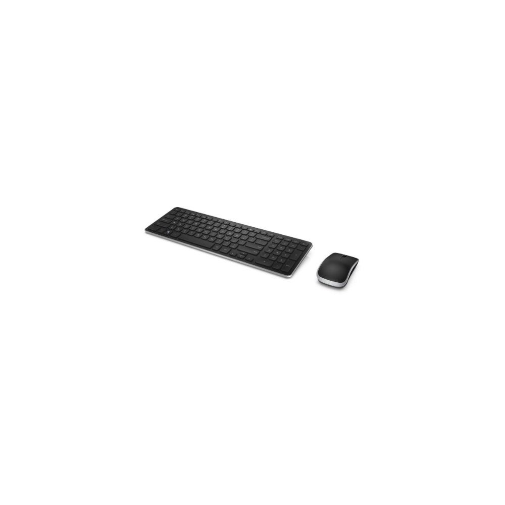 Shop Dell Km714 Wireless Keyboard And Mouse Combo Usb Rf Tangerine Free Shipping Today