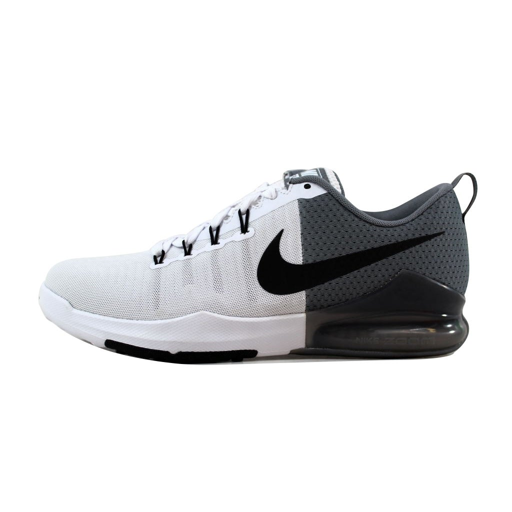 d08cd888de324 Nike Men's Zoom Train Action White/Black-Cool Grey 852438-100