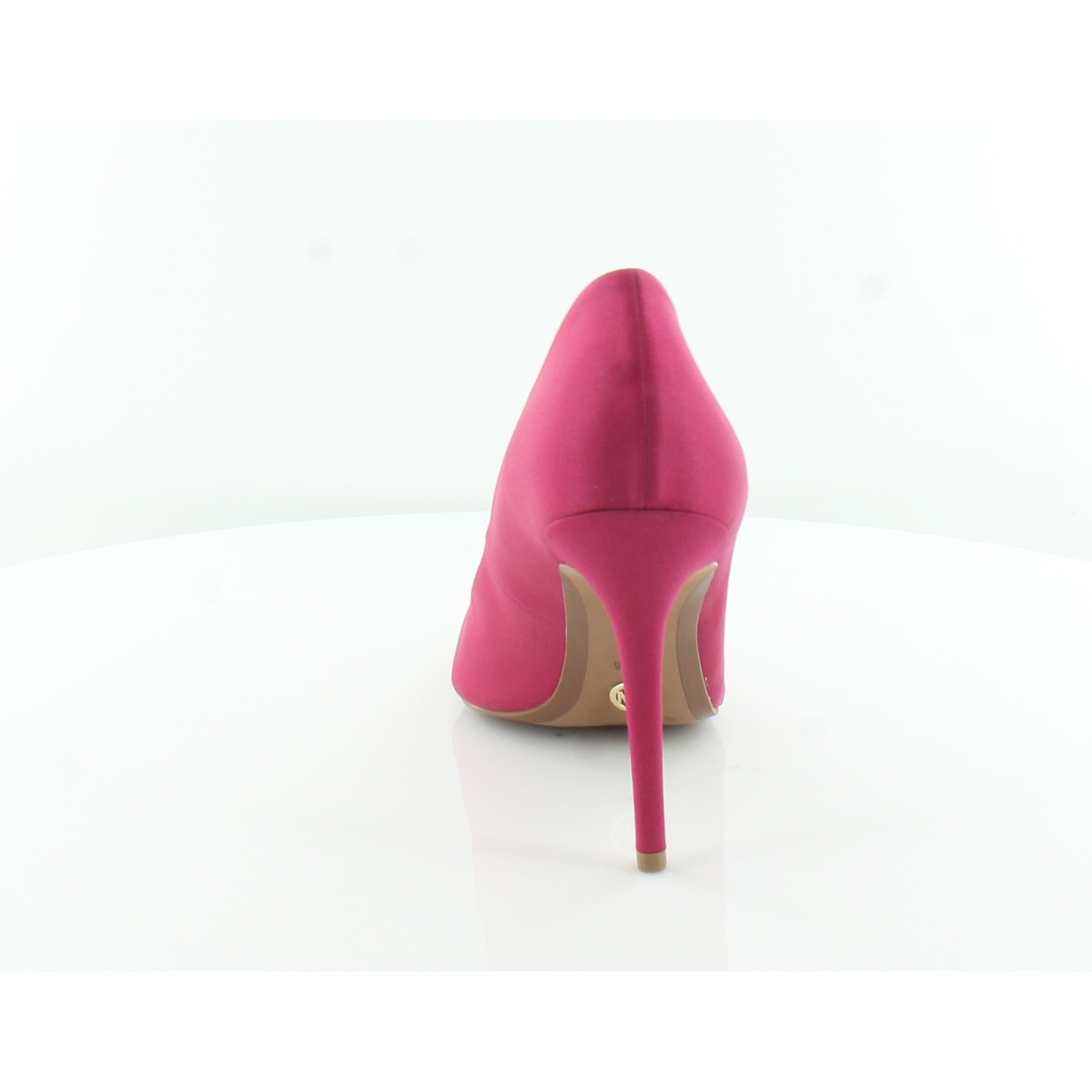 d9bd53499f4 Shop Michael Kors Claire Pump Women s Heels Ultra Pink - Free Shipping  Today - Overstock - 26389769