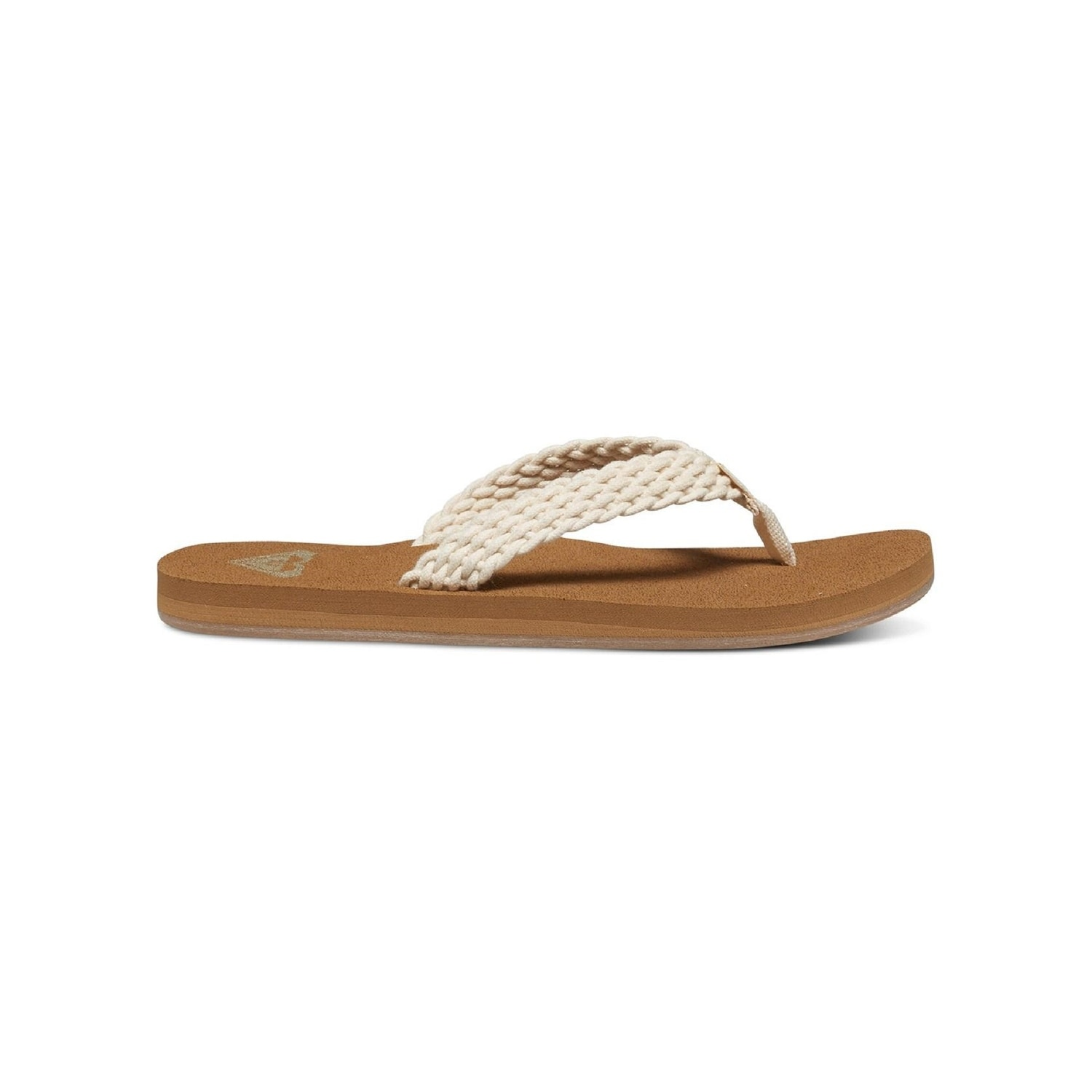 68822c945e726c Shop Roxy Womens Porto Sandals - Free Shipping On Orders Over  45 -  Overstock.com - 15886031