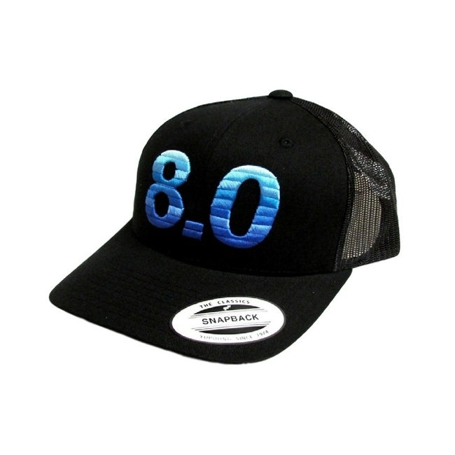 8285c2823dd2ab ... discount shop hooey hat mens baseball cap 8.0 roughy snapback free  shipping on orders over 45