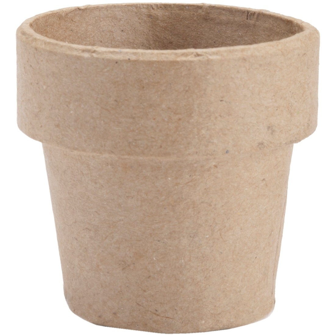 Shop Paper Mache Clay Pot 4x4 Free Shipping On Orders Over 45