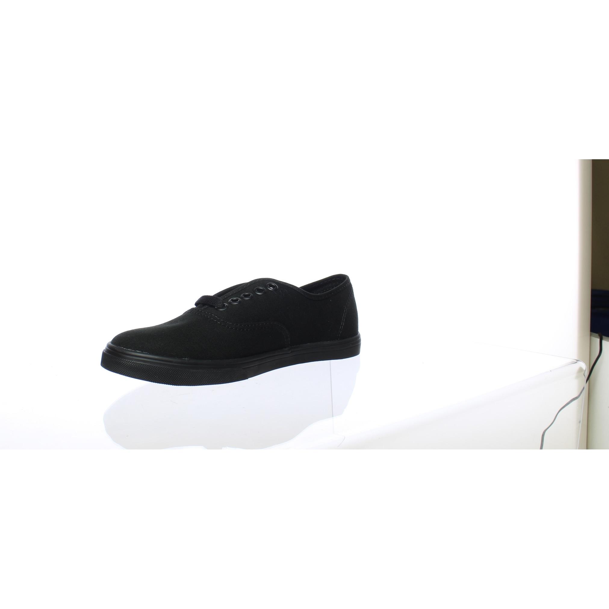 d9be5a610c Shop Vans Womens Lo Pro Black Black Skateboarding Shoes Size 6 ...
