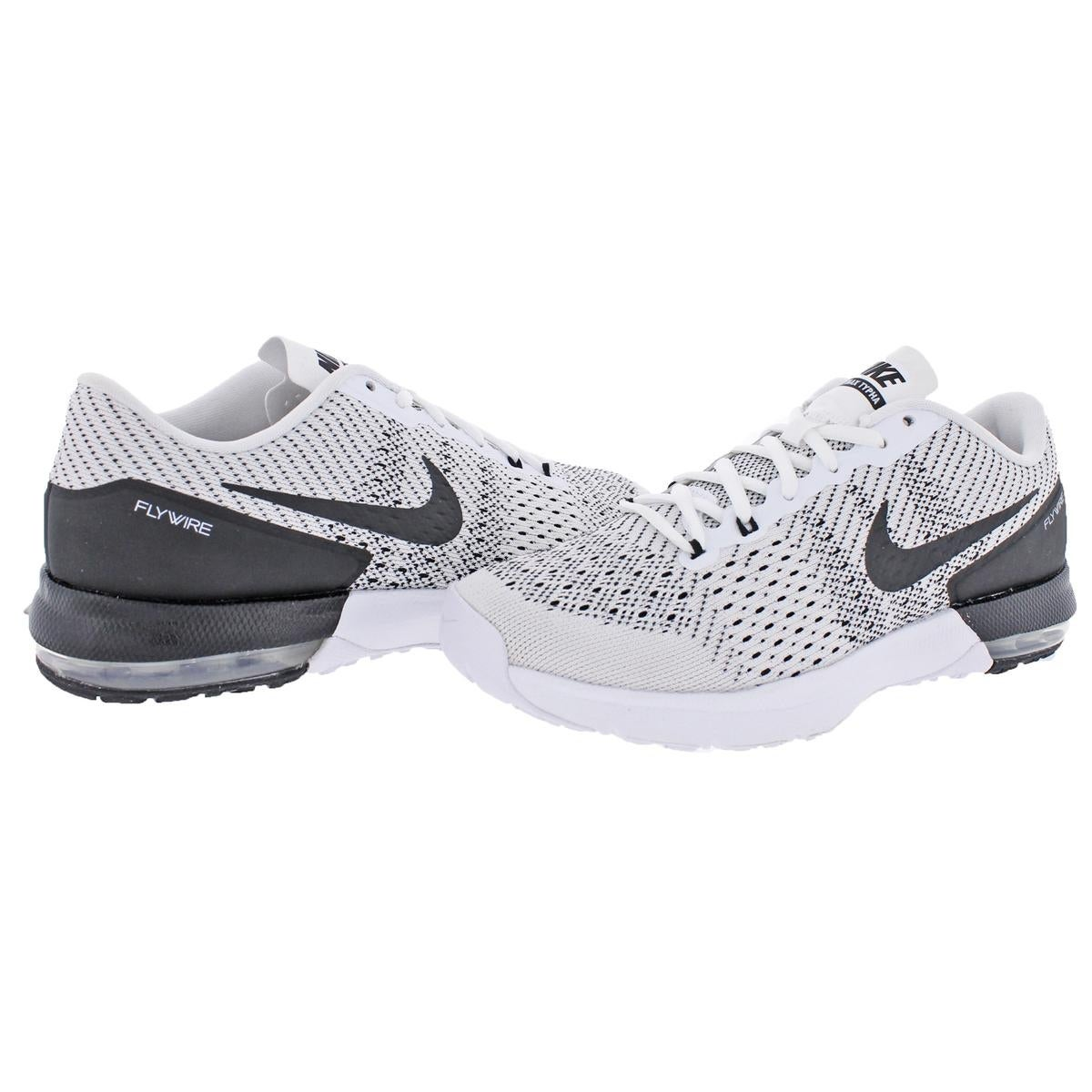 low priced 477c0 7791e Shop Nike Mens Air Max Typha Trainers Training Flywire - Free Shipping On  Orders Over  45 - Overstock - 21942194