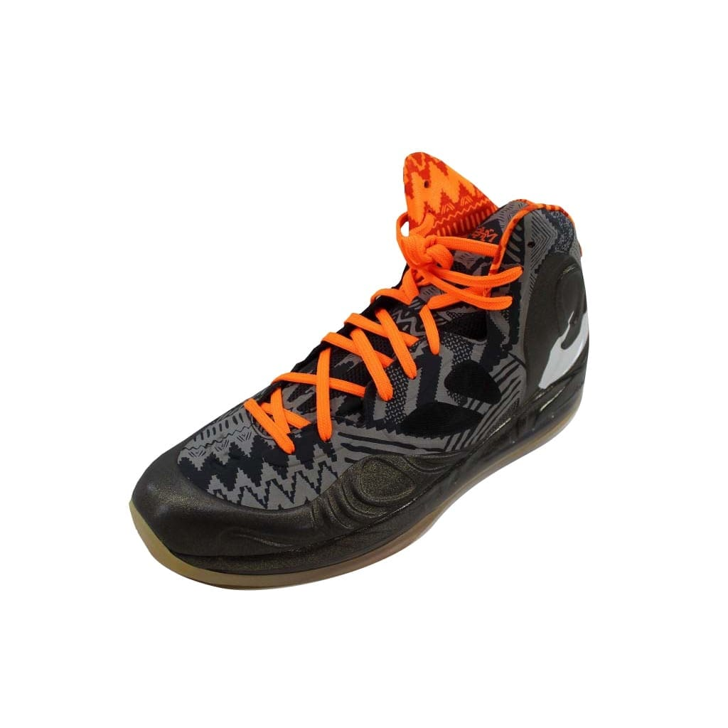 4742b2026ddb Nike Men s Air Max Hyperposite Black History Month Anthracite Pure Platinum- Sport Grey 603517-001 Size 15