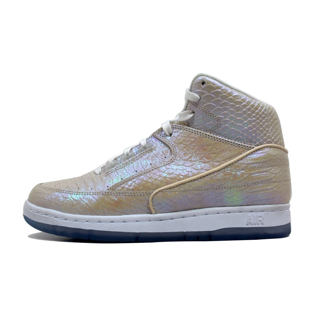 check out 4158f 03d80 Hot  Shop Nike Men s Air Python Premium Sail Metallic Gold 705066-102 Size  7.5 ...