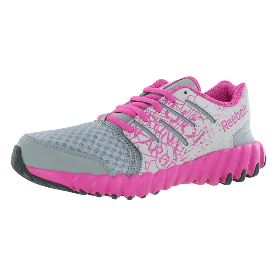 45c209c8889a83 Reebok Twist Form Running Junior s Shoes - Free Shipping On Orders Over  45  - Overstock - 27824582