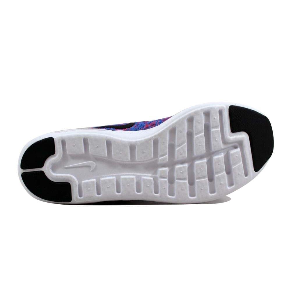 ac7e7178e812 Shop Nike Air Max Modern Flyknit Photo Blue Black 876066-401 Men s - Free  Shipping Today - Overstock - 22340608