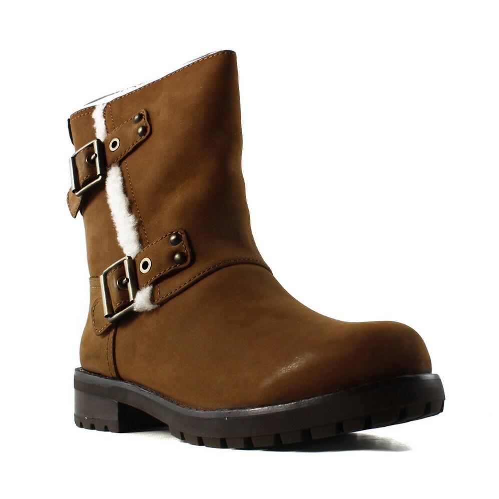 9b636b7075a UGG Womens 1018607 Chestnut Fashion Boots Size 5