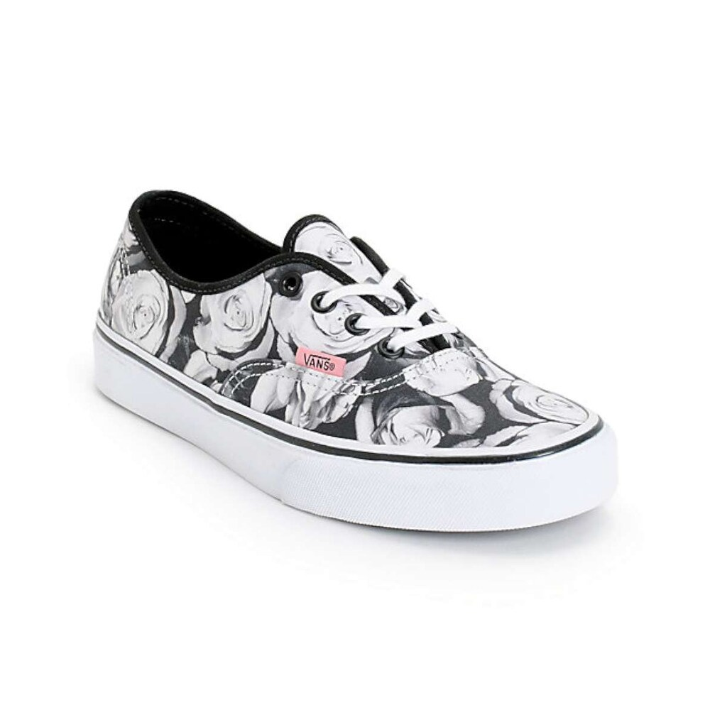 0574f0312ccb Shop Kids Vans Girls Classic Canvas Low Top Lace Up Skateboarding Shoes -  Ships To Canada - Overstock - 15633213