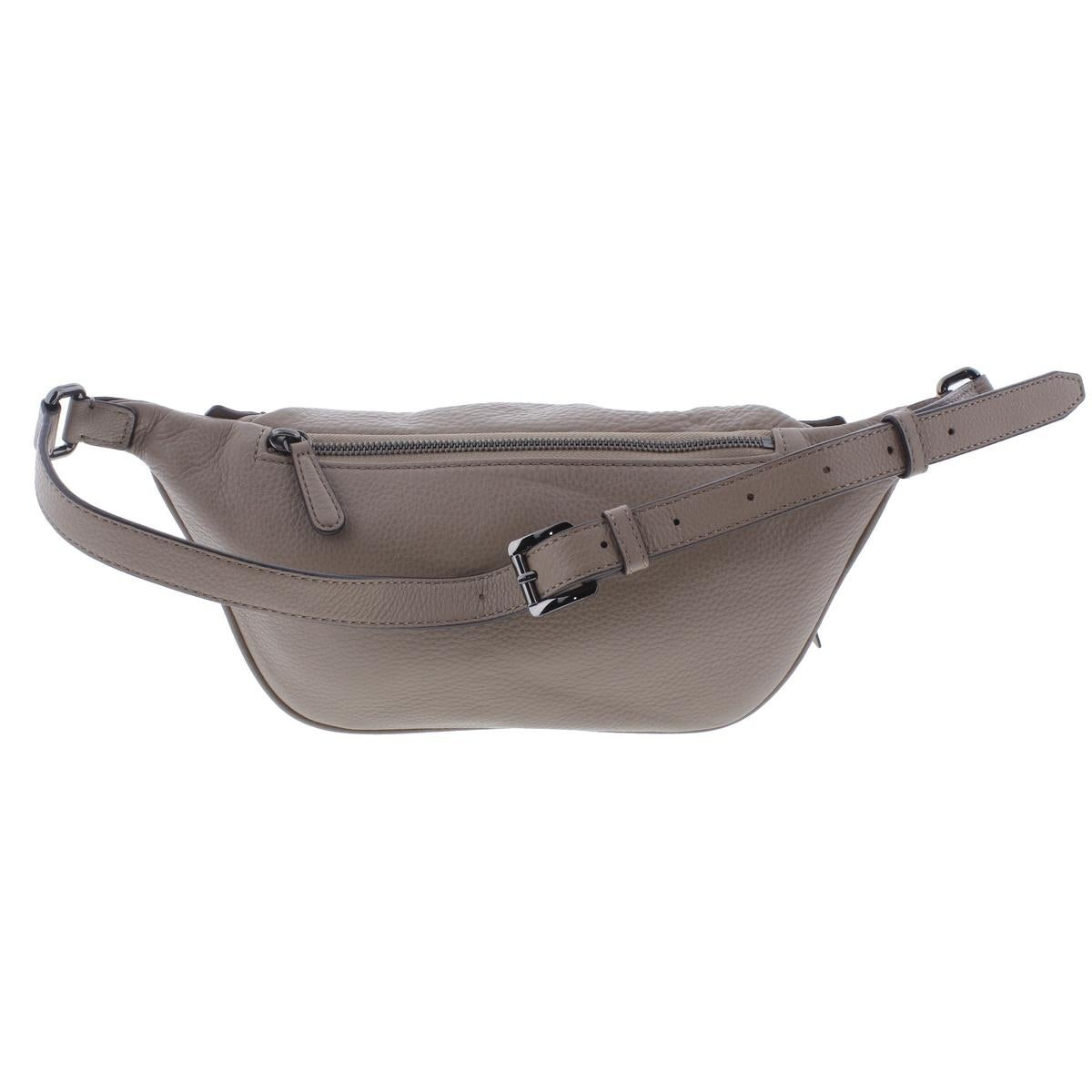 0d5b9c1bf9d9 Shop Michael Kors Womens Rhea Fanny Pack Studded Adjustable - small - Free  Shipping Today - Overstock - 22048097