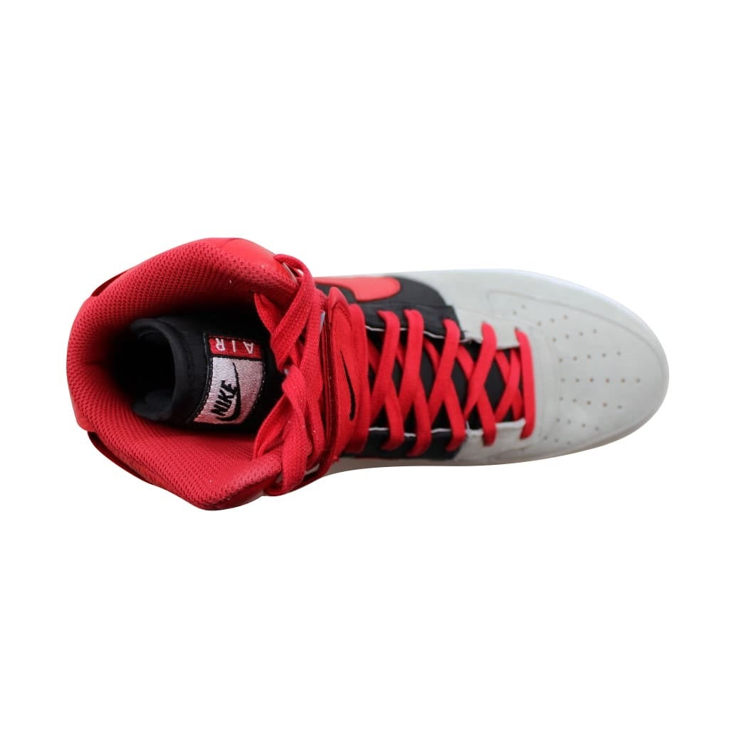 finest selection da07b 2280e Shop Nike Men s Air Force 1 High 07 LV8 Wolf Grey University Red-Black  806403-007 - Ships To Canada - Overstock - 21893655