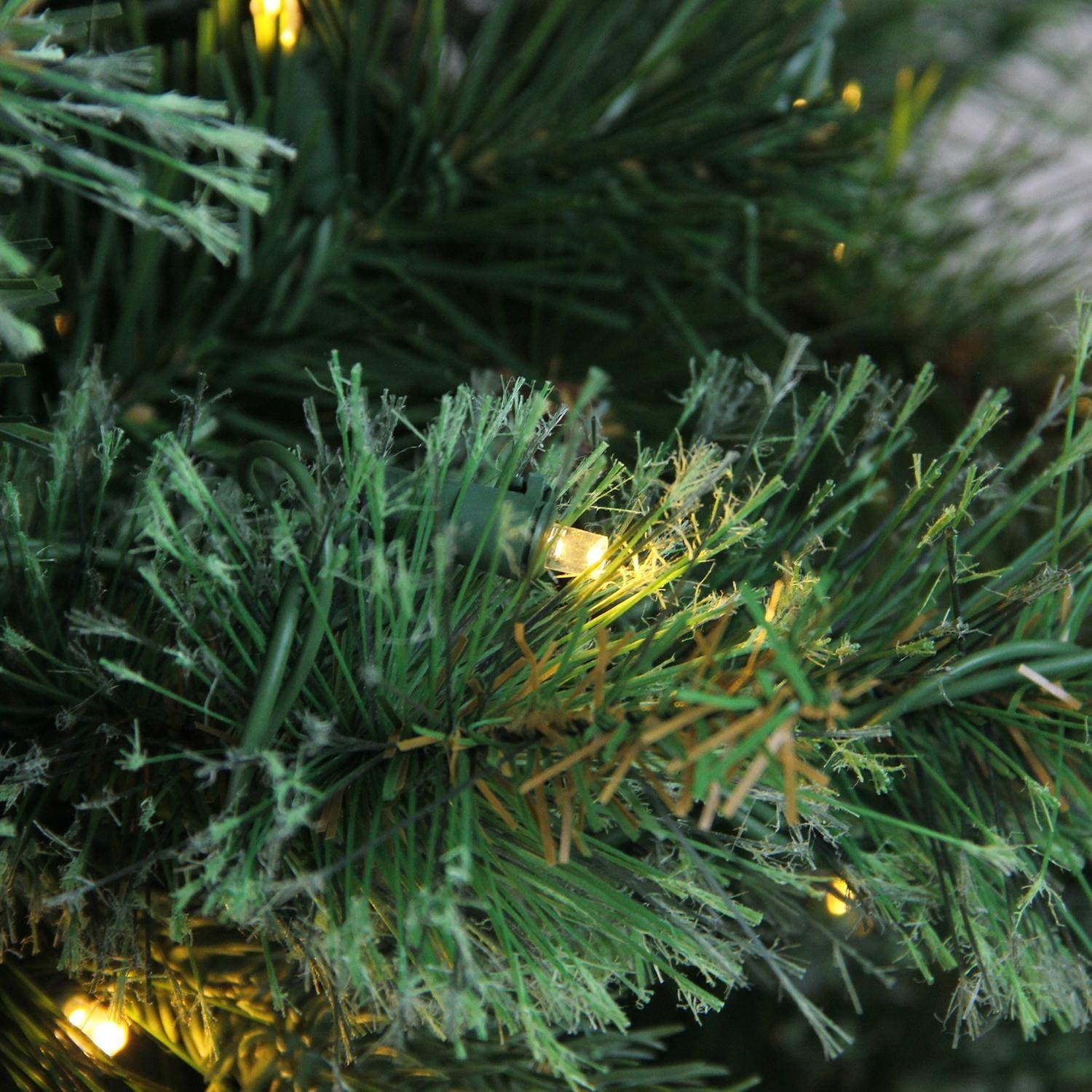 75 X 55 Pre Lit Cashmere Mixed Pine Artificial Christmas Tree
