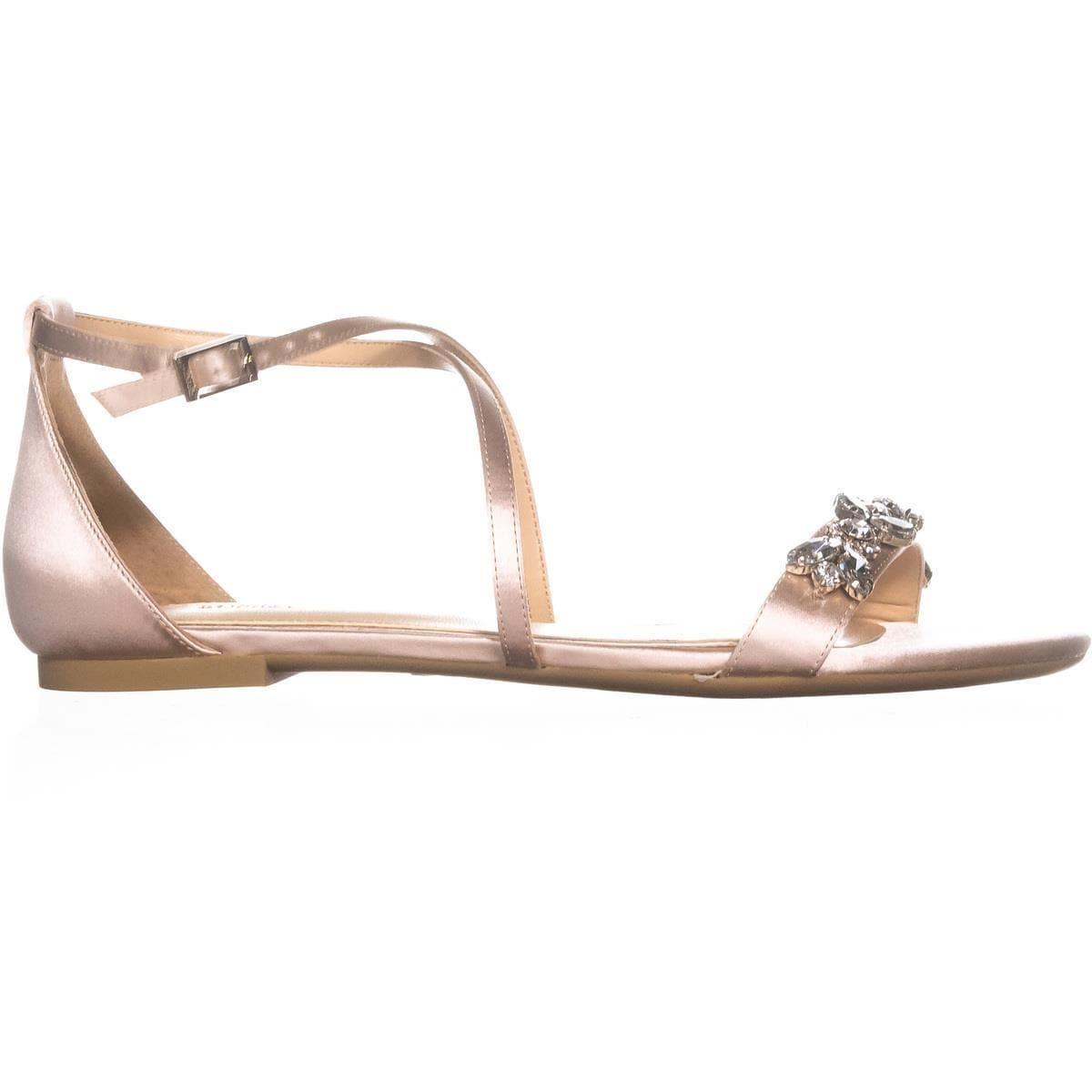 99bb93b3d Shop Jewel by Badgley Mischka Tessy Rhinestone Sandals