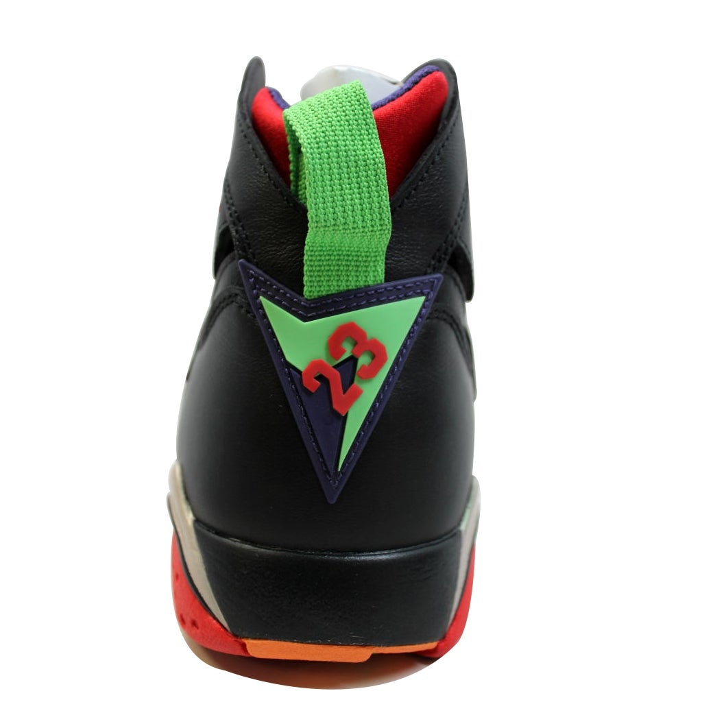 info for 67a2b f93e2 Shop Nike Men s Air Jordan VII 7 Retro Black University Red-Green  Pulse-Grey Marvin The Martian 304775-029 - Free Shipping Today - Overstock  - 19508012