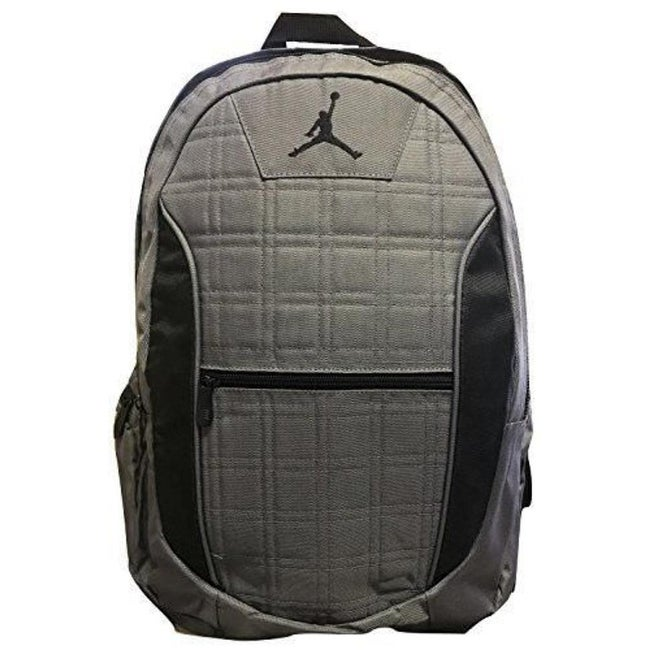 Shop Nike Jordan Jumpman 23 Grid 2-Strap School Backpack 9A1137 ... 220d0fb088431
