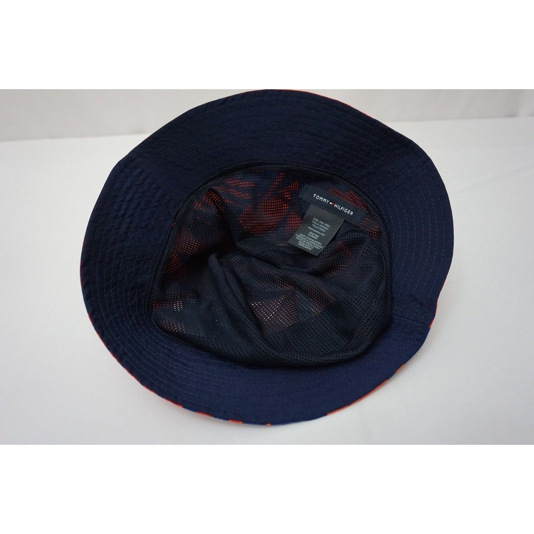 74b58cd2 Shop Tommy Hilfiger Mens Pasadena Bucket Hat Sodalite Blue - One Size -  Free Shipping On Orders Over $45 - Overstock - 20559303